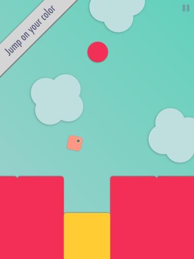 色系方块|玩動作App免費|玩APPs
