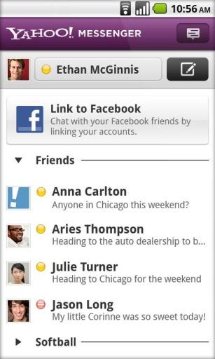 玩社交App|雅虎Messenger免費|APP試玩