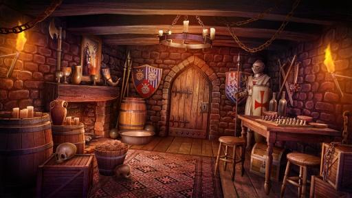 中世纪城堡逃生截图0