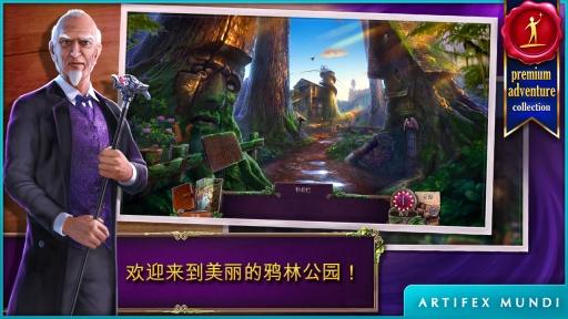 乌鸦森林之谜2:鸦林迷雾截图1