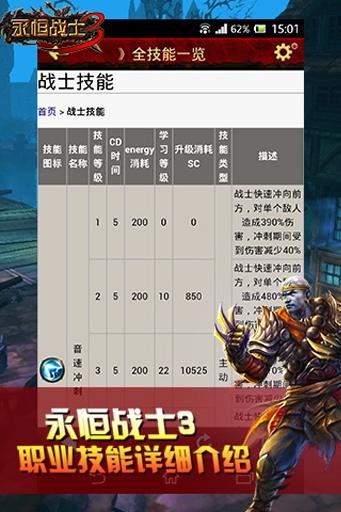 玩遊戲App|着迷攻略 for 永恒战士3免費|APP試玩