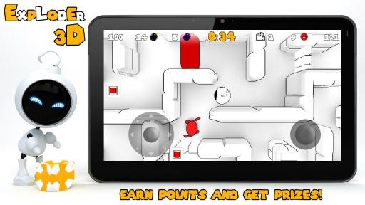 炸弹人3D截图3