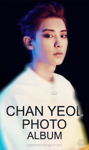 EXO CHANYEOL相册