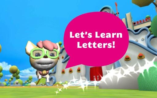 DibiSchool 学字母