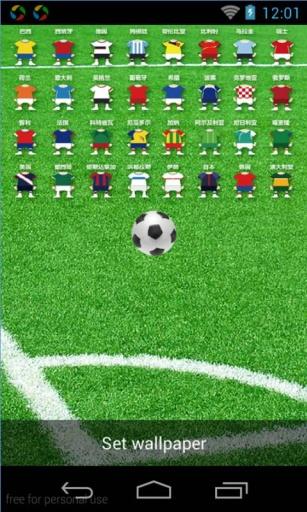2014巴西世界杯动态壁纸