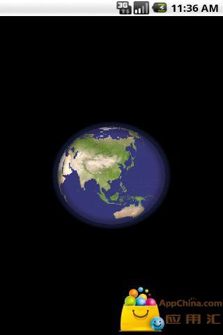 3D世界时间截图3