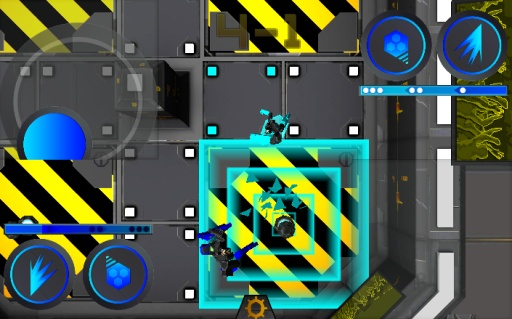 双人机器人对战截图4
