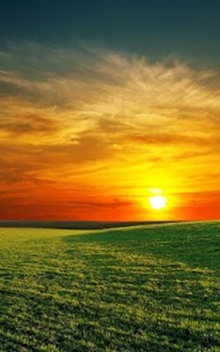完美的日出的动态壁纸截图1
