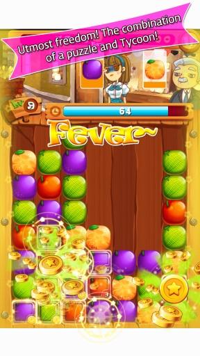 水果英雄疯狂:免费比赛
