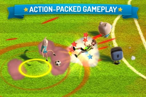 玩體育競技App|漫画明星足球免費|APP試玩