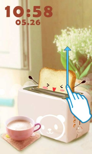 面包机主题(锁屏桌面壁纸)|玩工具App免費|玩APPs