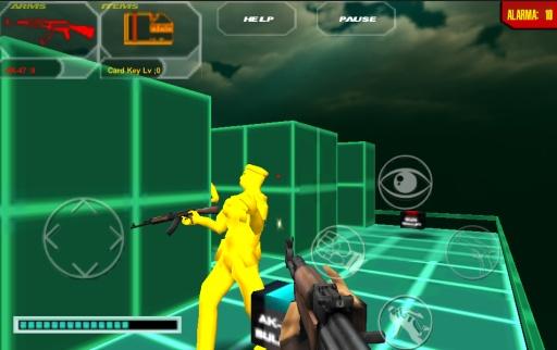 虚拟战术入侵截图1