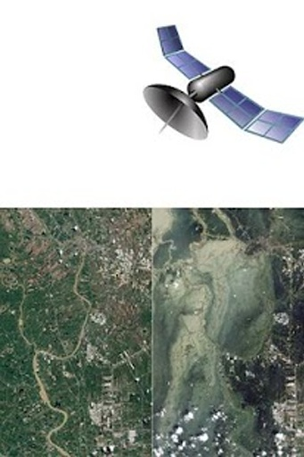 衛星地圖資源截图1