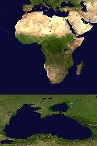 衛星地圖資源截图2