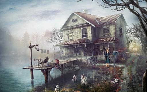 湖边之屋:沉默之子
