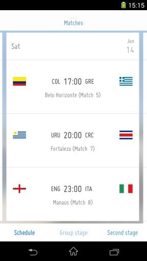 国际足联官方应用截图2