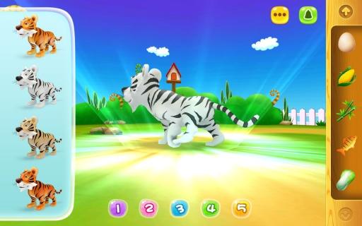 3D动物陆地版截图2