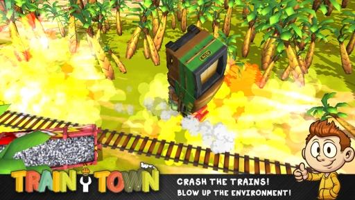 火车城镇截图1