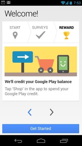 Google有偿问卷调查截图0