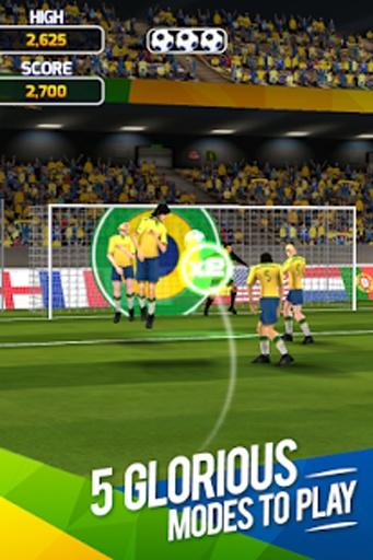 巴西世界杯点球大战截图1