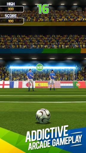 巴西世界杯点球大战截图3