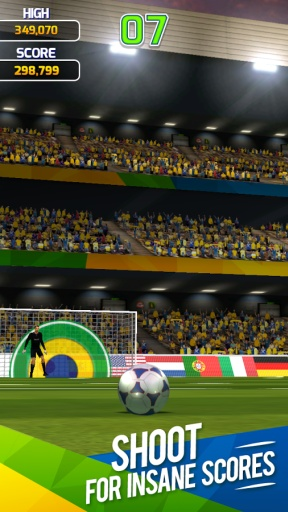 巴西世界杯点球大战截图4