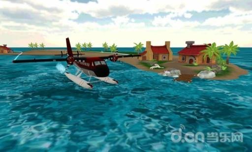 海上模拟飞行截图2