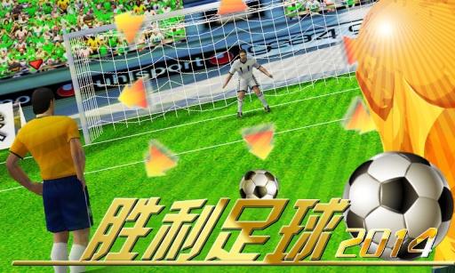 胜利足球2014