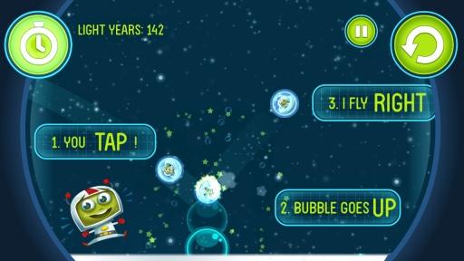 泡泡跑酷截图1