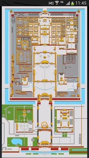 故宫导览图