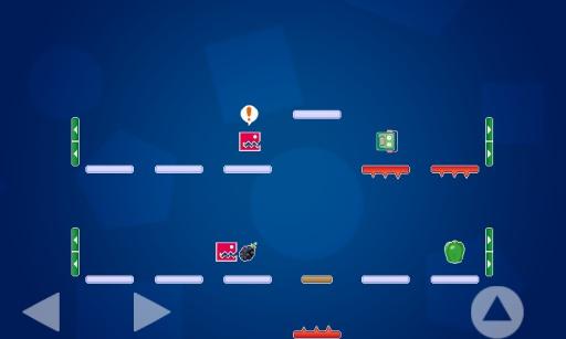 【免費益智App】反弹吃豆人-APP點子