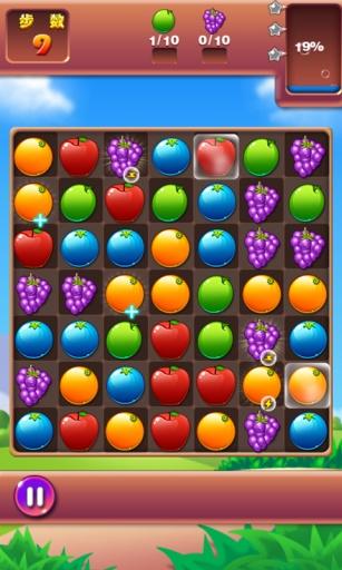 疯狂水果收集截图3