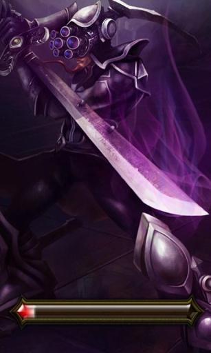 英雄联盟剑圣主题 桌面锁屏壁纸