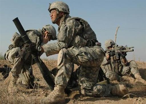 士兵和战争