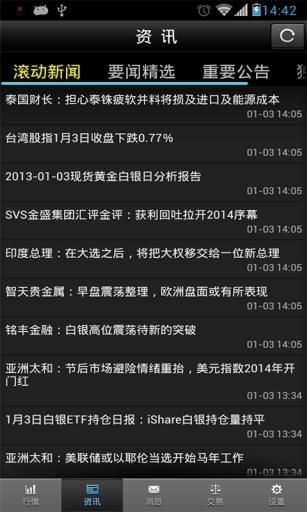 大智慧贵金属 財經 App-愛順發玩APP