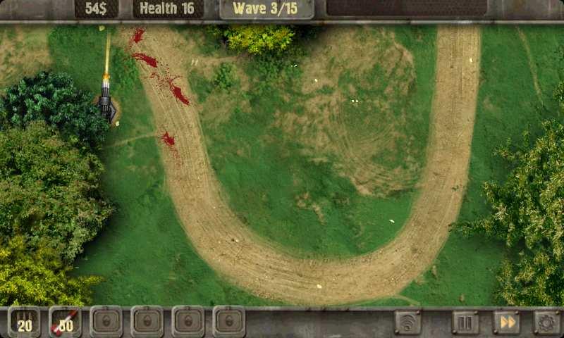 战地防御截图1