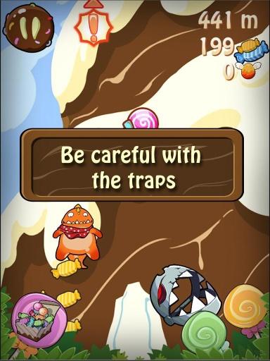 糖果怪兽 動作 App-癮科技App