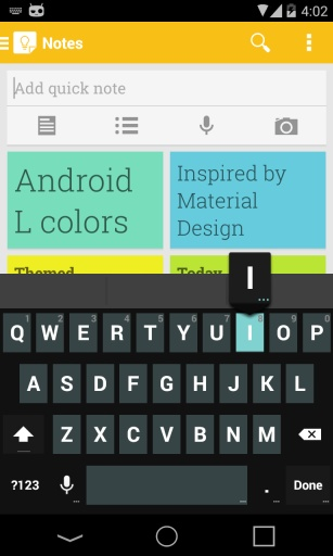 LABEL THEME CM11/MAHDI/PA v4.00 APK for Android