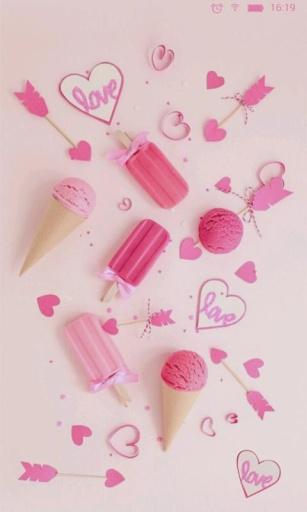 玫瑰之恋爱情主题壁纸锁屏