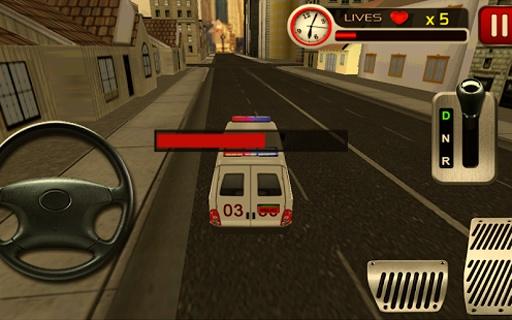 救护车声响报警电路实物图