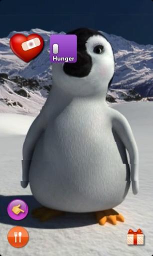 免費遊戲App|会说话的企鹅佩佩|阿達玩APP