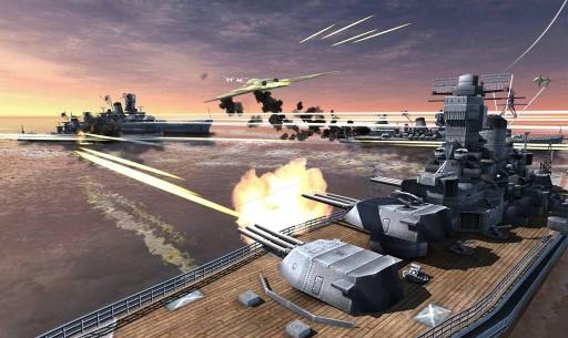 战舰召唤:战争使命 无限金币版