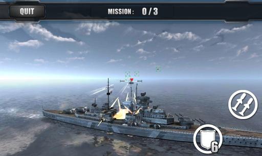 战舰召唤:战争使命截图1
