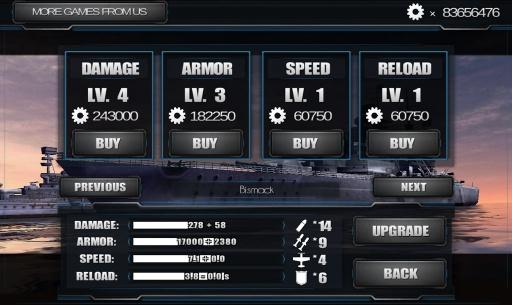 战舰召唤:战争使命截图3