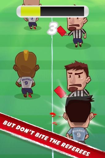 玩免費動作APP|下載苏咬雷斯的啃足球 app不用錢|硬是要APP