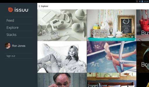 【免費新聞App】Issuu杂志世界-APP點子