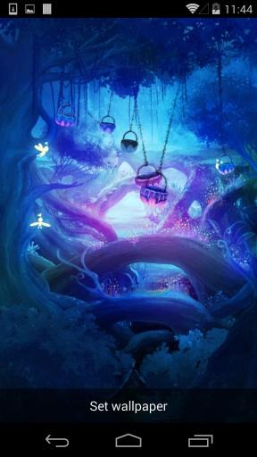 精灵奇遇记-梦象动态壁纸