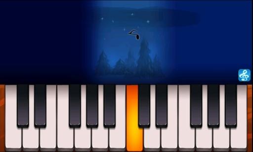 弹钢琴截图2