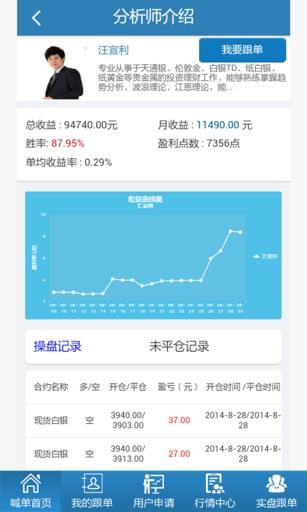 白银操盘手 財經 App-癮科技App