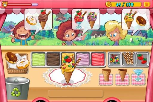 【免費益智App】环球美食车-APP點子